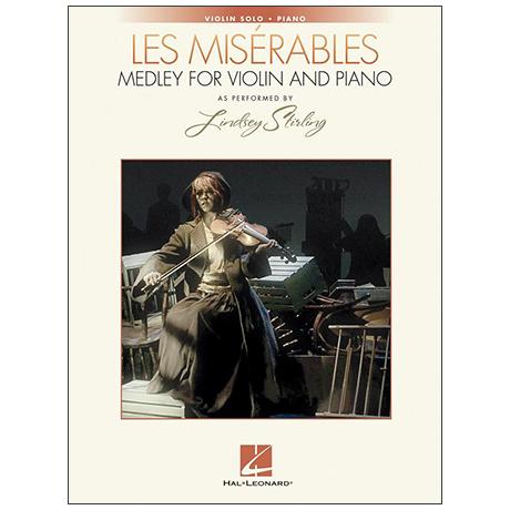 Lindsey Stirling: Les Miserables Medley