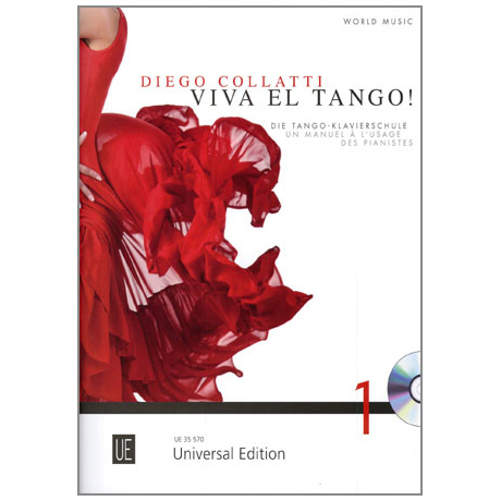 Collatti, D.: Viva el Tango! Band 1 (+CD)