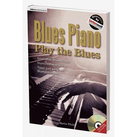 Pfeifer, M.: Blues Piano (+CD)