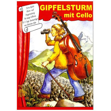Löhr, Chr.: Gipfelsturm mit Cello