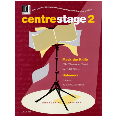 Centrestage 2: Weill: Mack the knife & Bizet: Habanera