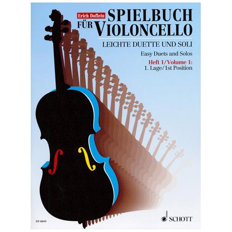 Doflein, E.: Spielbuch für Violoncello Band 1