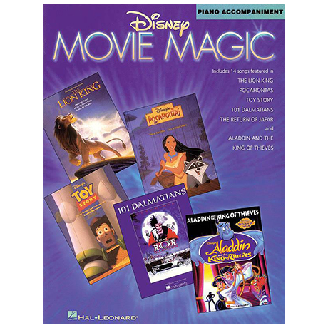 Disney Movie Magic – Klavierbegleitung