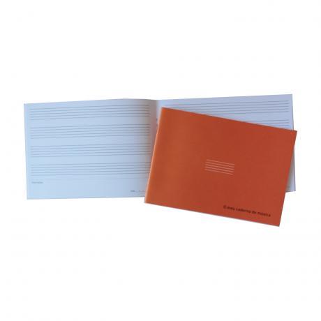 MusicGift cahier de musique