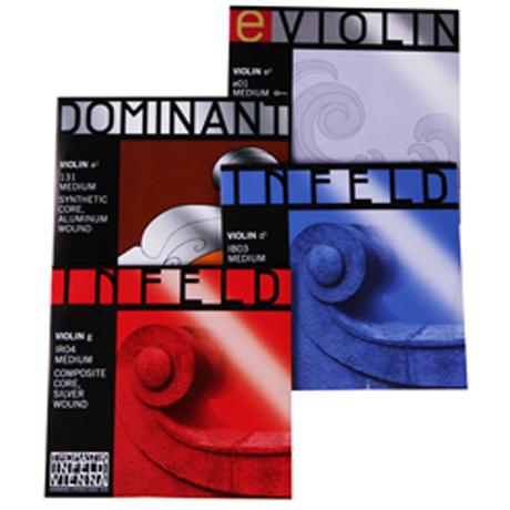 THOMASTIK «Wiener Melange» cordes violon JEU