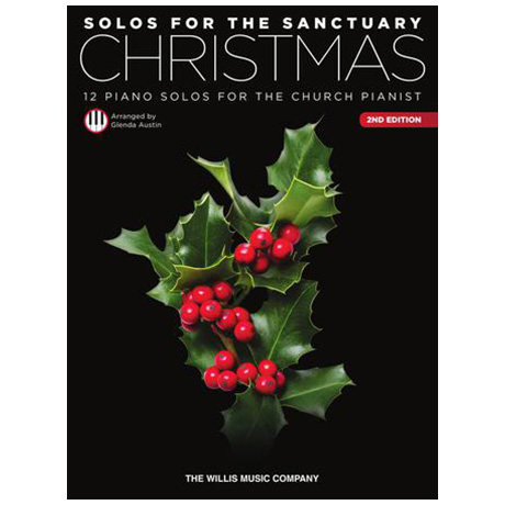 Solos for the Sanctuary – Christmas