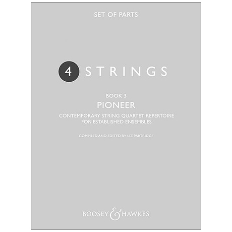4 Strings - Pioneer – Stimmenset