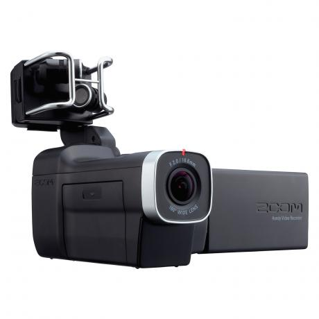 ZOOM Q8 Enregistreur audio/vidéo