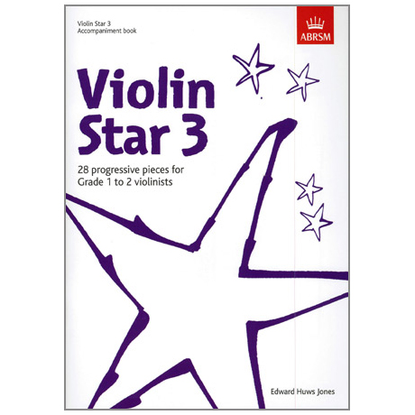 Jones, E. H.: Violin Star 3