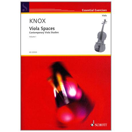 Knox, G.: Viola Spaces