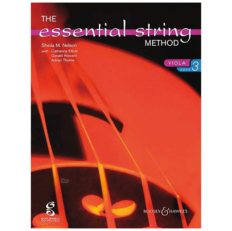 Nelson, S. M.: The Essential String Method Vol. 3 – Viola