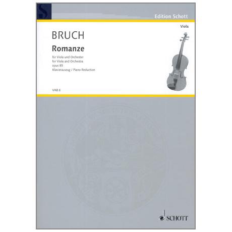 Bruch, M.: Romanze Op. 85 F-Dur