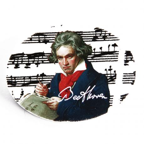 Gomme Beethoven