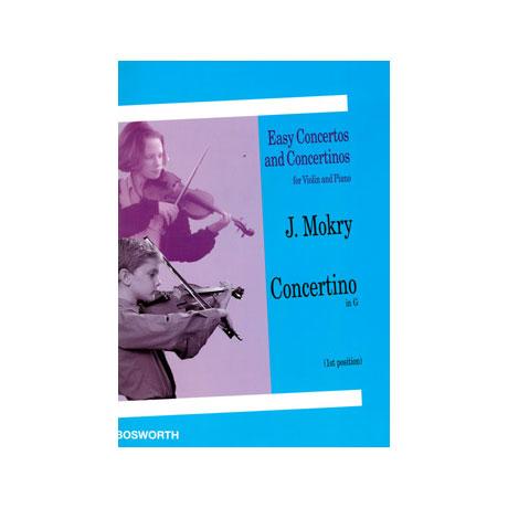 Mokry, J.: Concertino G-Dur