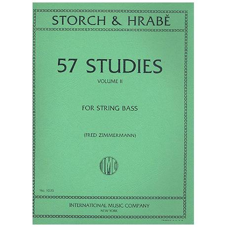 Storch, J. E. / Hrabě, J.: 57 Studies Vol. 2 (Nr. 32-57)