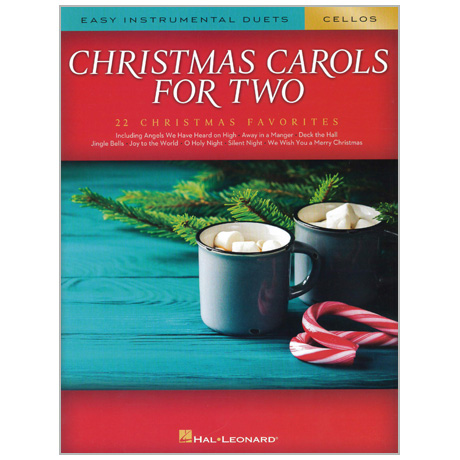 Christmas Carols for Two Cellos