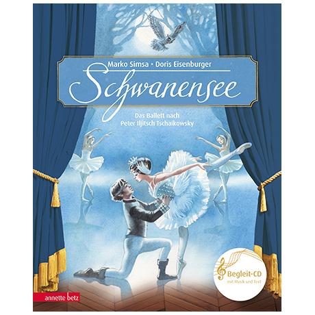 Simsa, M./Eisenburger, D.: Schwanensee (+Audio-CD)