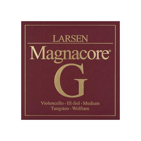 LARSEN Magnacore corde violoncelle Sol