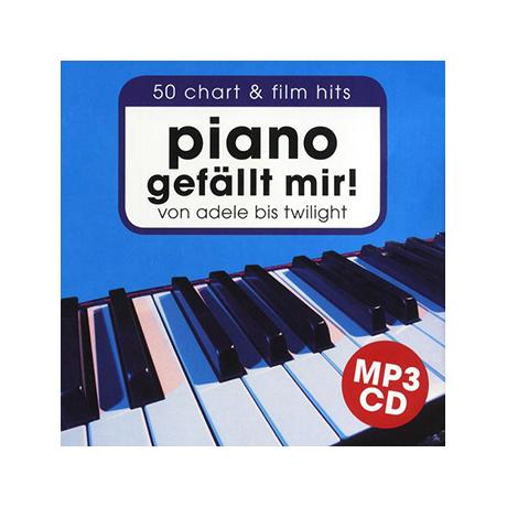 Piano gefällt mir! 1 - CD