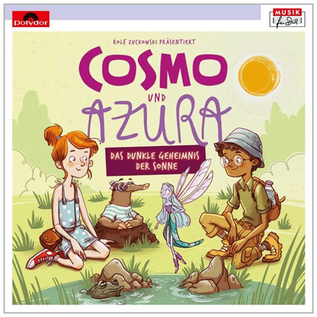 Eicke, W. / Faber, D.: Cosmo und Azura (CD)
