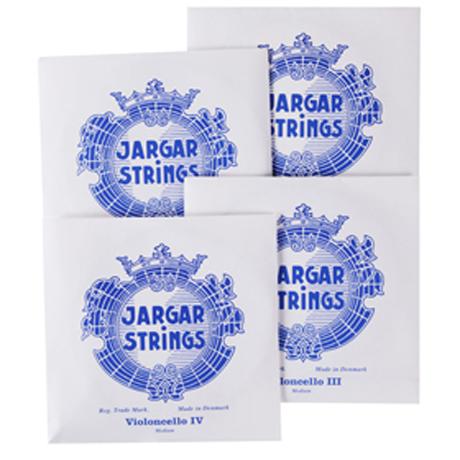 JARGAR Silver cordes violoncelle JEU