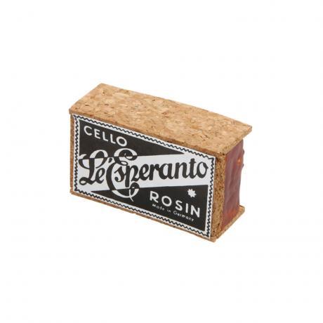 GEIPEL Esperanto colophane