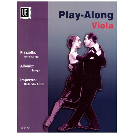Tango - Play Along Viola (+CD)
