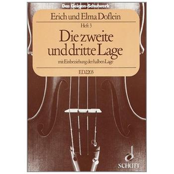 Doflein, E.: Das Geigen-Schulwerk Band 3