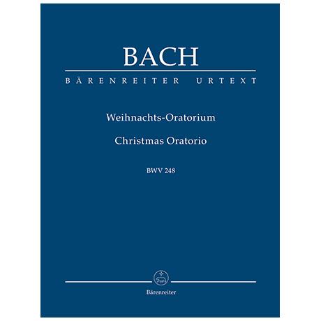 Bach, J. S.: Weihnachts-Oratorium BWV 248
