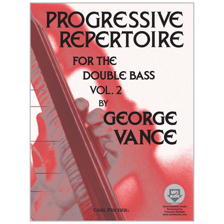 Vance, G.: Progressive Repertoire Band 2 (+Online Audio)