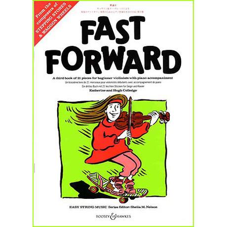 Fast Forward: Violine und Piano