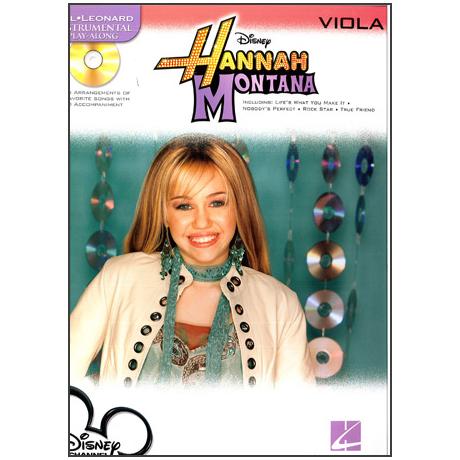 Hannah Montana play along