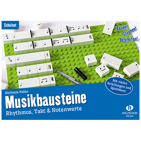 Paller- Musikbausteine - Schulset
