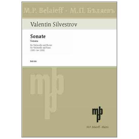 Silvestrow, V.: Sonate (1983)