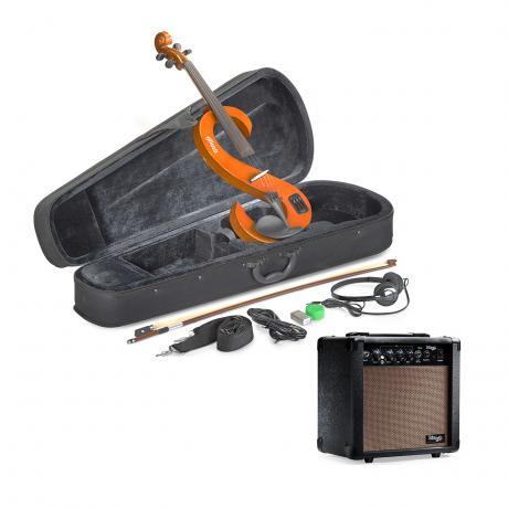 STAGG Progressive Kit violon électrique