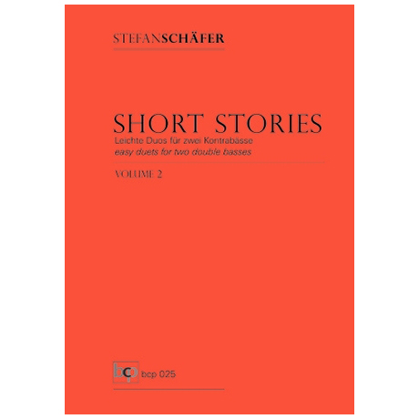 Schäfer, S.: Short Stories Band 2