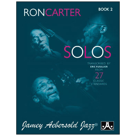 Ron Carter Solos Vol. 2