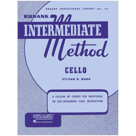 Rubank Intermediate Method for Cello