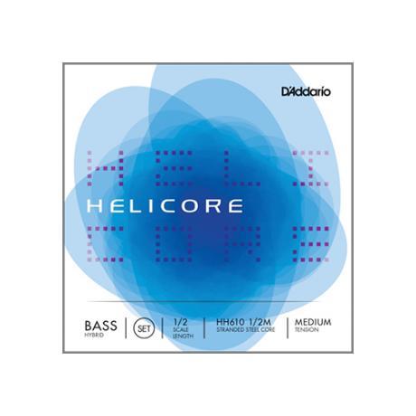 D'ADDARIO Helicore Hybrid HH612 corde contrebasse Ré