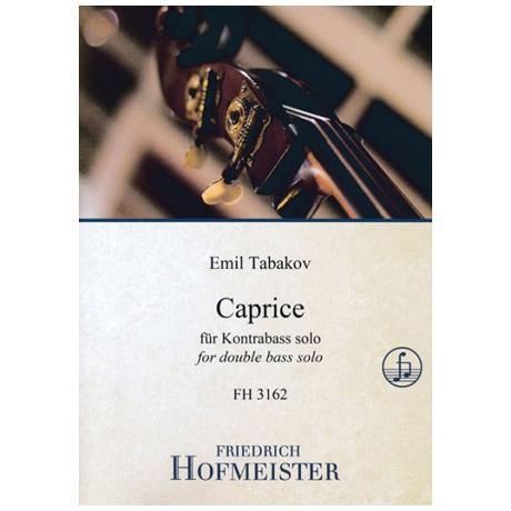 Tabakov, E.: Caprice