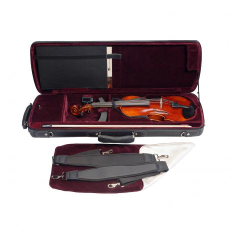 WUNDERKIND leather violin case 3.3