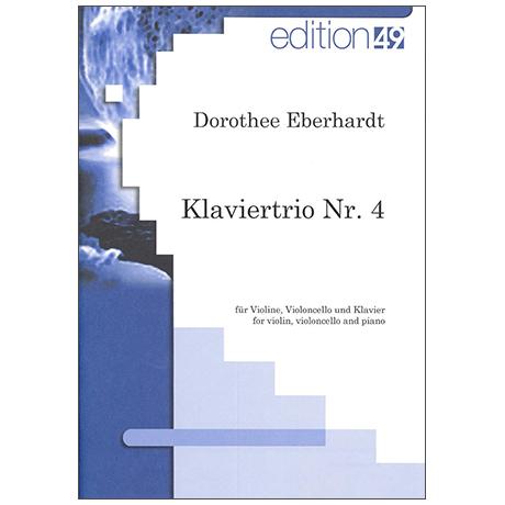 Eberhardt-Lutz, D.: Klaviertrio Nr. 4 (2010)