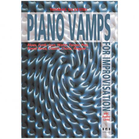 Silvestri, Th.: Piano Vamps for Improvisation (+Online Audio)