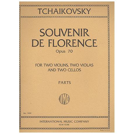 Tschaikowsky, P.I.: Souvenir de Florence Op.70