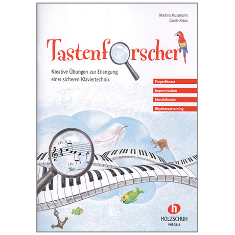 Hussmann, M. / Klaus, G.: Tastenforscher