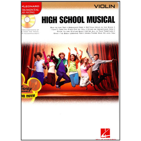 High School Musical: For Violin