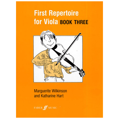 First Repertoire for Viola Band 3