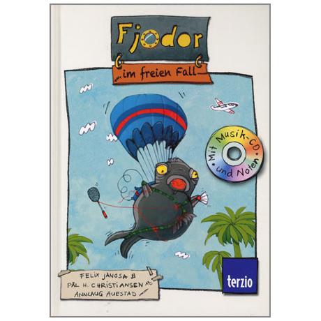 Christiansen: Fjodor im freien Fall (+CD)