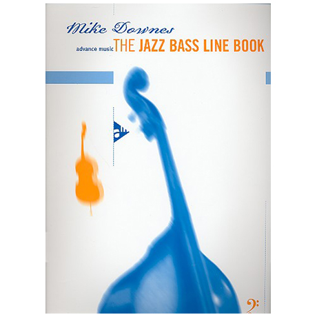 Downes, M.: The Jazz Bass Line Book