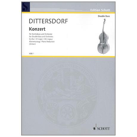 Dittersdorf, K. D. v.: Konzert Es-Dur - Krebs 171